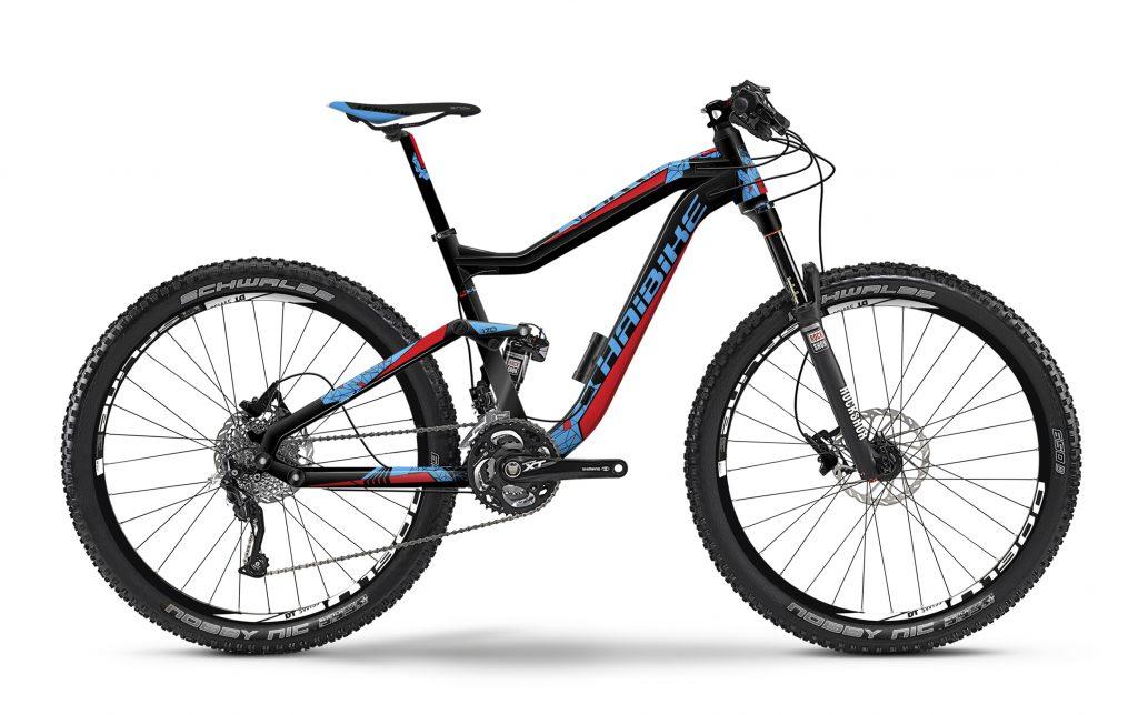 Bild eines Mountainbikes